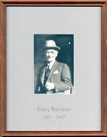 Henery Beauchamp, Reeve, Head, Clara and Maria Township c. 1912-1916