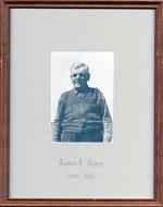 James E. Carey, Reeve, Head, Clara and Maria Township c. 1930-1936