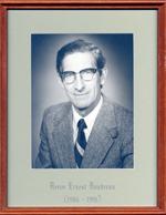 Ernie Boudreau, Reeve, Head, Clara and Maria Township c. 1986-1991