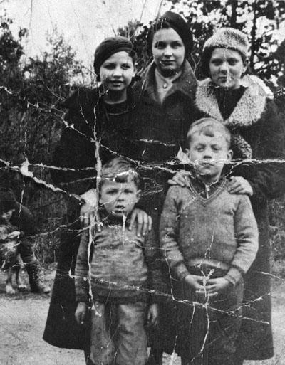 Children of Stonecliffe