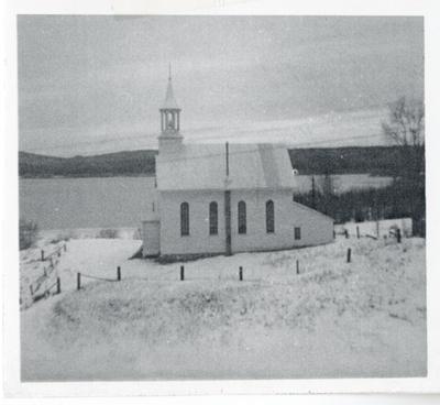 Church at Deux Rivierés