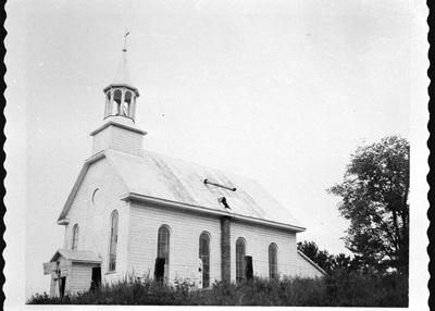 Roman Catholic Church Deux Rivierés