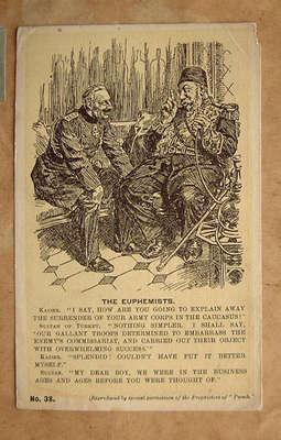 The Euphemists