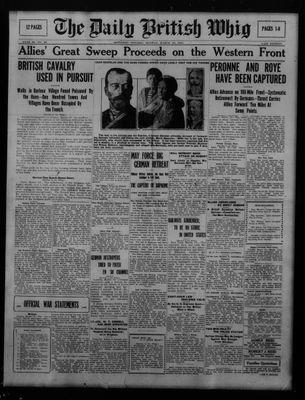 Daily British Whig (1850), 19 Mar 1917