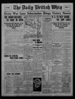 Daily British Whig (1850), 20 Mar 1917