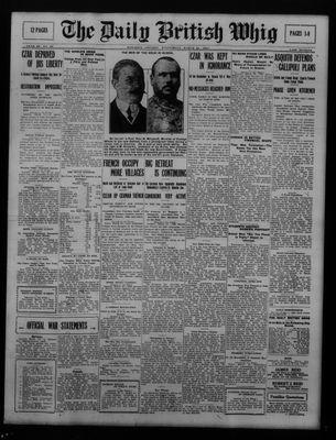 Daily British Whig (1850), 21 Mar 1917