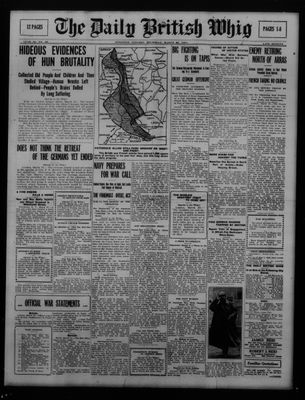Daily British Whig (1850), 22 Mar 1917