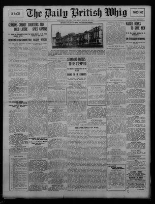 Daily British Whig (1850), 24 Mar 1917
