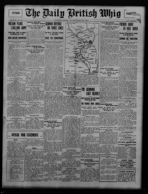 Daily British Whig (1850), 26 Mar 1917