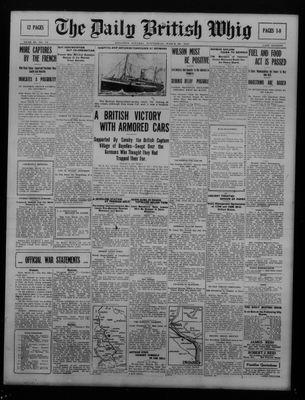 Daily British Whig (1850), 28 Mar 1917