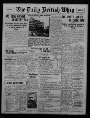 Daily British Whig (1850), 30 Mar 1917