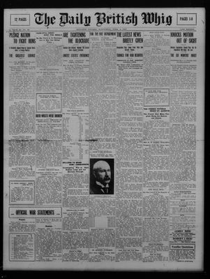Daily British Whig (1850), 4 Apr 1917