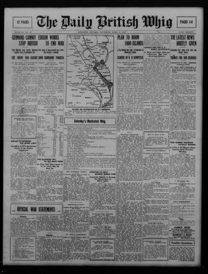 Daily British Whig (1850), 5 Apr 1917