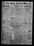 Daily British Whig (1850), 30 Oct 1922