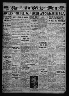Daily British Whig (1850), 30 Nov 1926