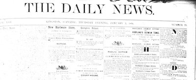 Kingston Daily News