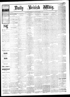 Daily British Whig (1850), 21 Mar 1882