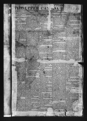 Upper Canada Herald (Kingston1819), 9 Mar 1819