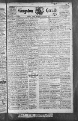 Upper Canada Herald (Kingston1819), 22 Dec 1847