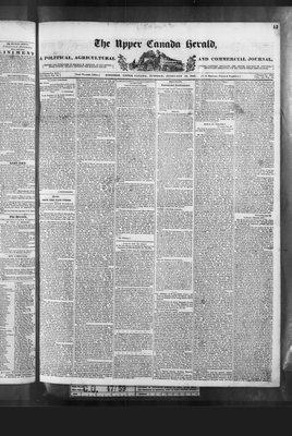 Upper Canada Herald (Kingston1819), 18 Feb 1840