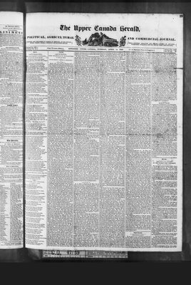 Upper Canada Herald (Kingston1819), 14 Apr 1840
