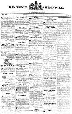 Kingston Chronicle