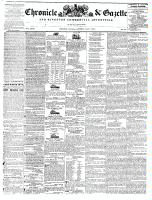 Chronicle & Gazette, 7 May 1842