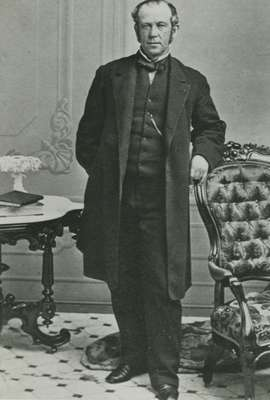 Robert Kerr Chisholm, 1819-1899.