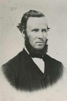 Captain Robert Wilson, 1806-1888.