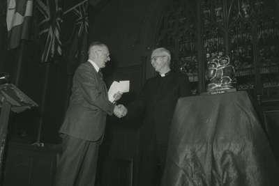 Rev. MacMillan and...