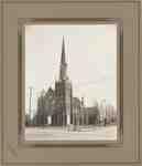 Knox Presbyterian Church, Oakville: exterior 1920.