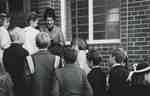 Helen Goggin and children.