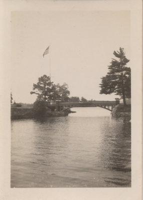 Zavikon Island Bridge