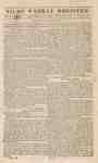 Niles Weekly Register No.24 of Vol. VI, Whole No. 154- August 13, 1814