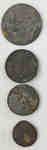 Plain Officer's Buttons c. 1812