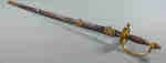 Infantry Officer's Sword and Scabbard