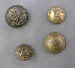 43rd (Monmouthshire) Regiment of Foot Buttons