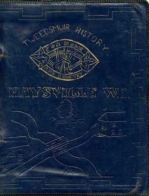 Haysville Tweedsmuir History Book D