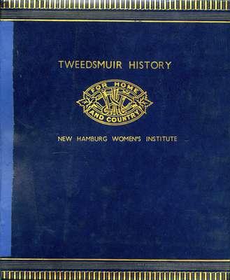 New Hamburg Tweedsmuir History Book C