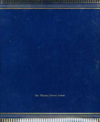 New Hamburg Tweedsmuir History Book E