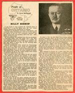 People of Ontario...Billy Bishop