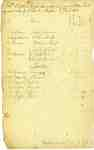 Muster Roll for George Lawrence's Company of the 1st Regiment of the Lincoln Militia, June 4th, 1810,