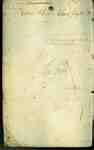 Military Ledger of Captain John D. Servos' company of the First Lincoln Regiment Militia- 1812-1813