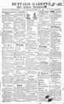 Buffalo Gazette Newspaper- September 19, 1815