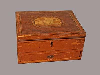 Sewing Box- c. 1810