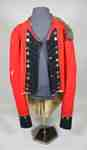 British Uniform Coat Worn by Fort Major Donald Campbell- c.1810