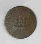 Half Penny Token- 1815
