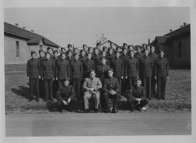 LH2707 Oshawa Air Cadets Group Photo