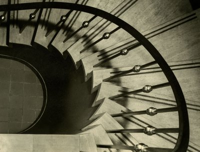 McLaughlin Public Library Spiral Stair Case