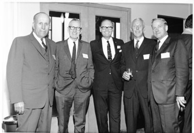 LH1197 Everett Richard Smith (E. R. S) McLaughlin with other business men